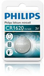 PHILIPS BATERIJA CR1620 Lithium Minicell 1/1