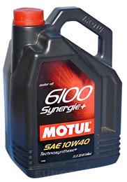 MOTUL 6100 SYNERGIE+ 10W40 5L MOTORNO OLJE