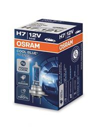 OSRAM ŽARNICA H7 12V 55W KARTON 1/1  COOL BLUE INTENSE®