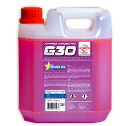POWER OIL ANTIFRIZ G30 (G12) KONCENTR 5L